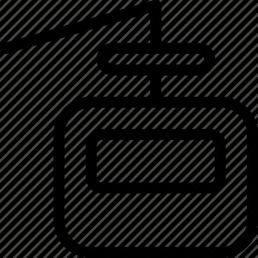Hoist, crane, girder, grid, shape icon - Download on Iconfinder