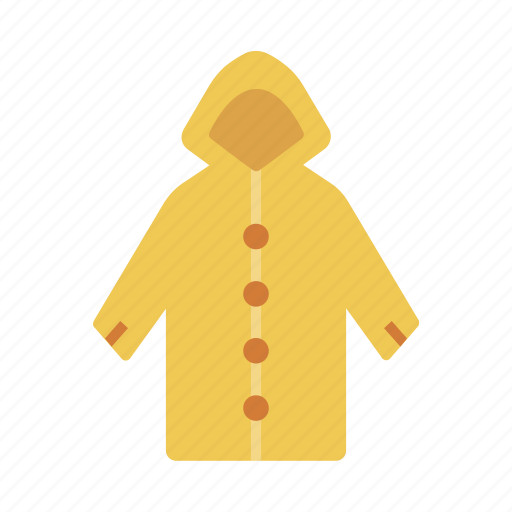cloth, coat, fashion, wear, winter icon