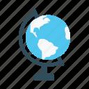 earth, global, globe, map, world icon