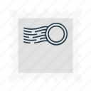 cloth, handkerchief, hanky, napkin, stitch icon