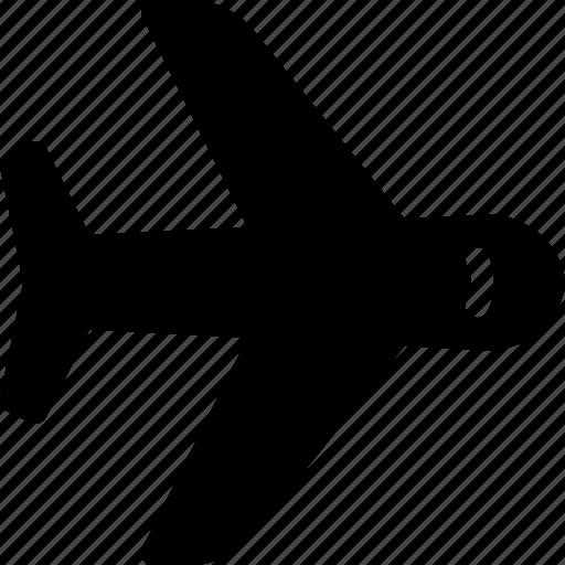 airplane, flight, transport, transportation, travel icon
