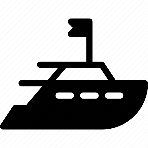 boat, sailing, sea, ship, yacht icon