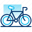 bicycle, bike, holiday, sport, tourism, travel, vacation icon