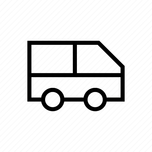 automobile, delivery, lorry, transport, truck icon
