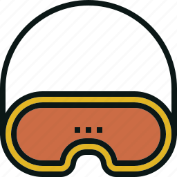 cover, eye, mask, pad, sleep icon