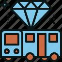 bus, premium, serviec, transportation, travel