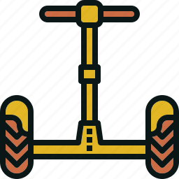personal, scooter, transport, travel, wheel icon