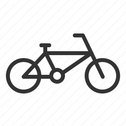 bicycle, bike, cycle, cycling, sport, transport, travel, travelll icon