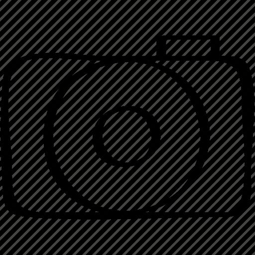 camera, device, digital, memory, picture icon