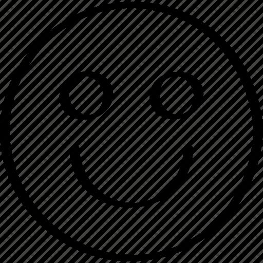 avatar, face, happy, joy, smile, smiling icon