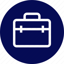 briefcase, outdoors, travel, vaction icon