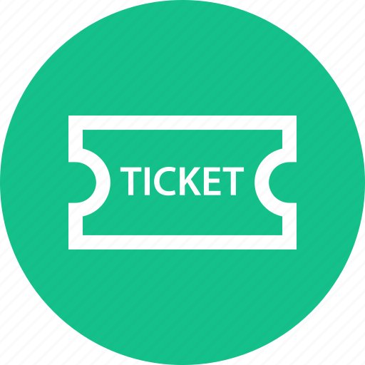 outdoors, ticket, travel, vaction icon