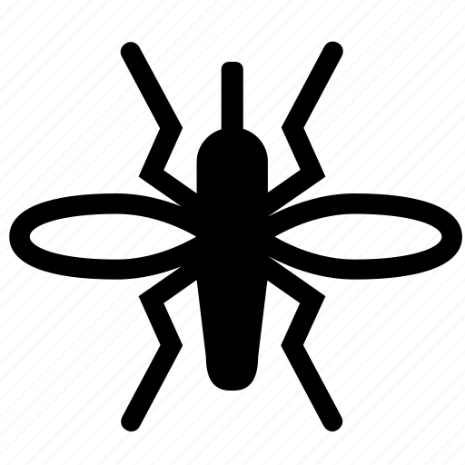 bug, butterfly, fly, insect, malaria, mosquito, virus icon
