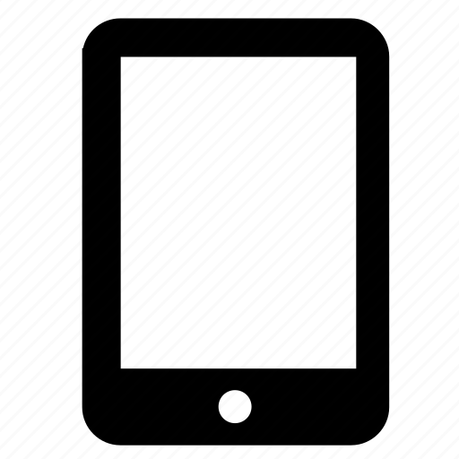 device, gadget, ipad, phone, smartphone, tablet, technology icon