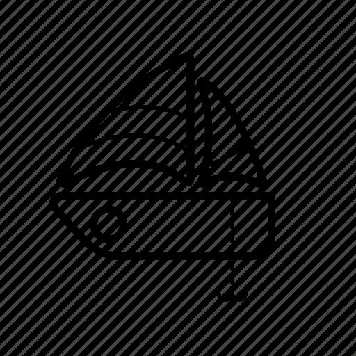 Boat icon - Download on Iconfinder on Iconfinder