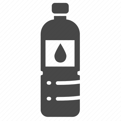 beverage, bottle, drink, oil, traveler, water icon