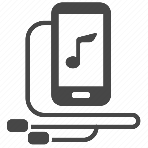ipod, media, mp3, multimedia, music, player, song icon
