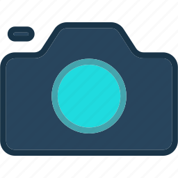 camera, dslr, gallery, photo icon