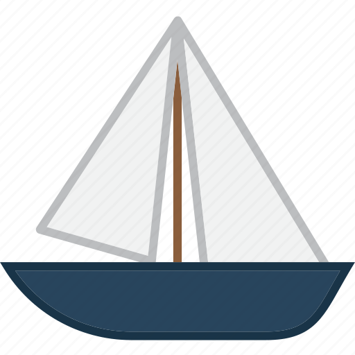 boat, sailing, yacht icon