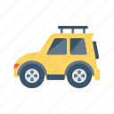 automobile, car, jeep, transport, vehicle icon