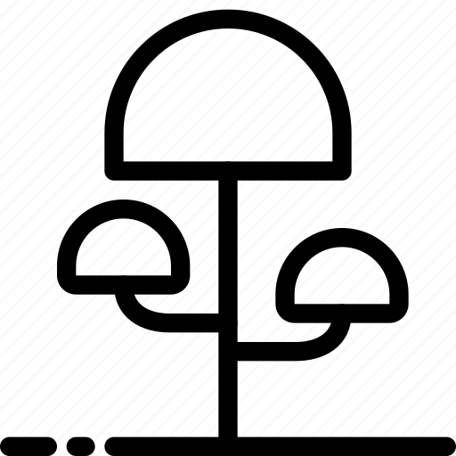 eco, environment, forest, green, park, tree, wood icon