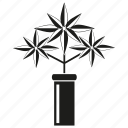 flower, forset, garden, growth, nature, plant, tree icon