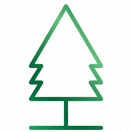 forest, garden, nature, tree icon