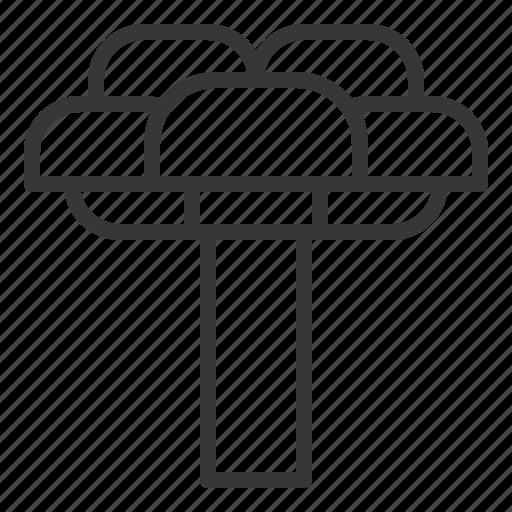 ecology, environment, garden, green, nature, plant, tree icon