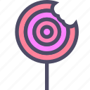 candy, halloween, lollipop, sweet, treat icon