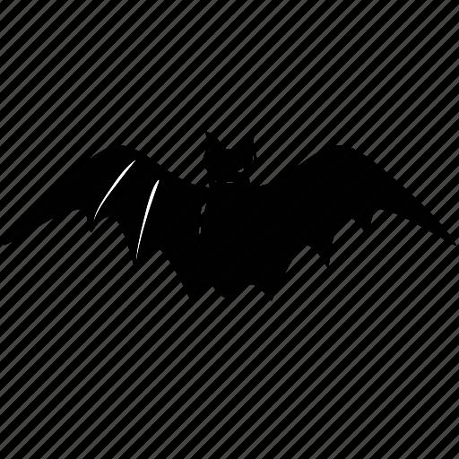 bat, crisp, dark, dracula, evil, fly, halloween icon