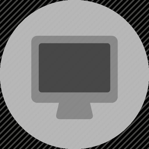 computer, laptop, mac, monitor, screen, technology icon