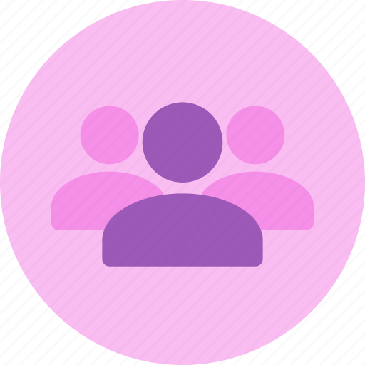 colleague, employee, friends, group, people, user, users icon