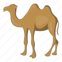 camel, cartoon, desert, egypt, hump, sand, turkish icon