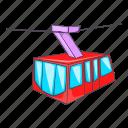 cartoon, istanbul, train, tram, turkey, turkish, urban icon