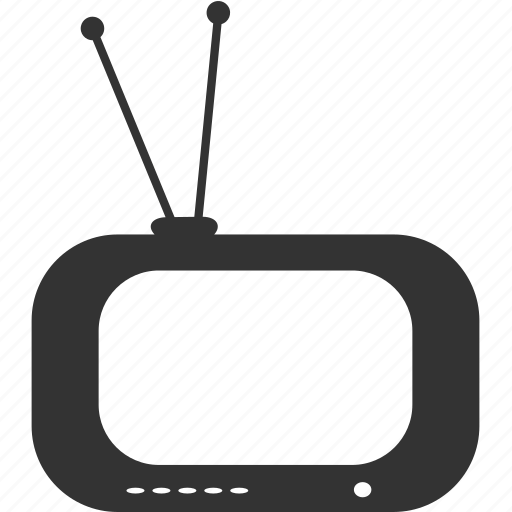 electronics, monitor, technology, tv icon