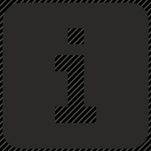 control, help, info, information, tv, ui icon