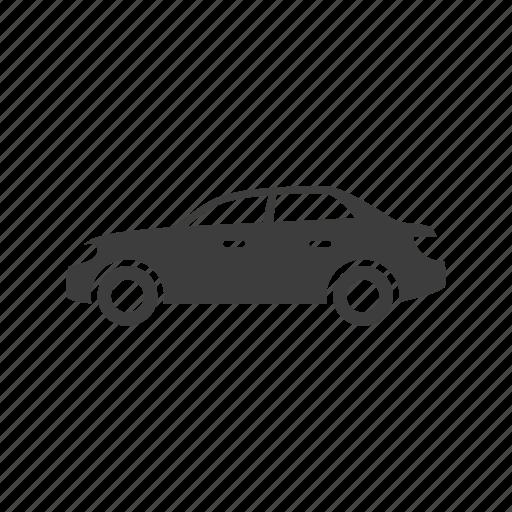 Auto, car, sedan icon - Download on Iconfinder on Iconfinder