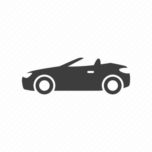 Cabriolet, car, convertible, sport car icon - Download on Iconfinder
