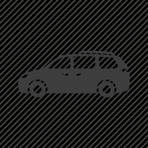 Car, minivan, suv icon - Download on Iconfinder