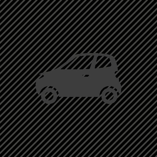 car, city, mini icon