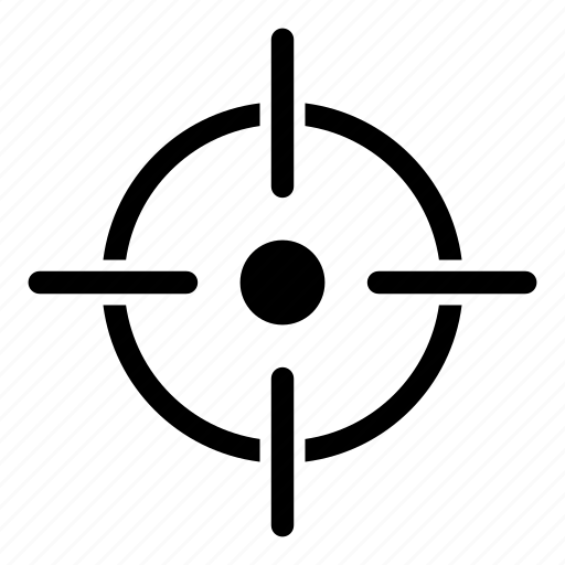 Target, goal, focus, hole, peep, targeting icon - Download on Iconfinder