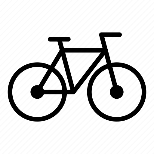 bike, bycicle, ride, transport, travel, vehicle icon