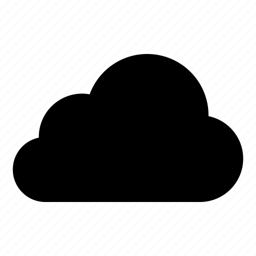 cloud, clouds, cloudy, forecast, storage, weather icon