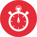 alarm, caution, chronometer, clock, race, timer, warning icon