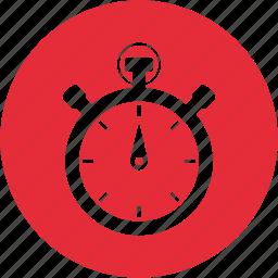 alarm, caution, chronometer, clock, race, timer, warning icon