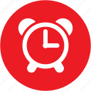 alarm, calendar, clock, event, schedule, timer, watch icon