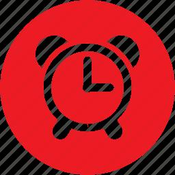 alarm, calendar, clock, event, schedule, timer, watch icon
