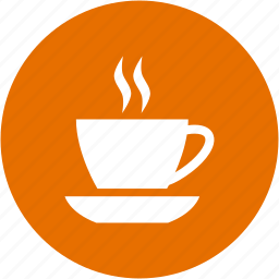 coffee, cup, drink, food, hot, restaurant, tea icon