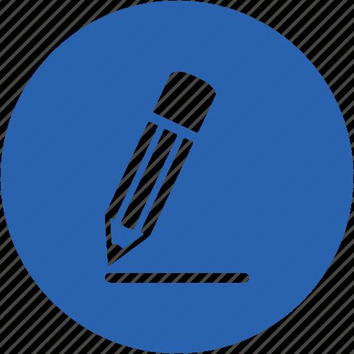 design, drawing, edit, pen, pencil, write, writing icon