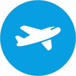 plane, shipping, tourist, transport, transportation, travel, vehicle icon